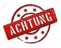 Absage Kreismeisterschaften / Nachwuchschampionat