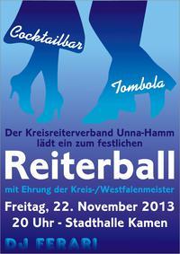Kreisreiterball 2013