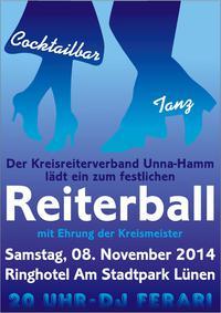 Kreisreiterball 2014